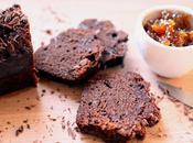 Cake chocolat confiture d'orange