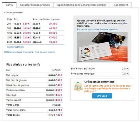 Le Format Des Cartes De Visite Walkcast 2