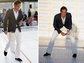Roger fait show Miami pour Moët Chandon