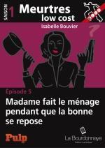 Meurtres low cost t5 - Isabelle Bouvier Liliba