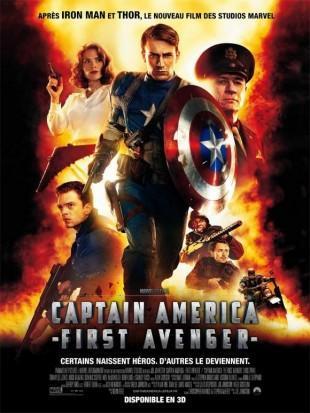 [Critique] CAPTAIN AMERICA : FIRST AVENGER