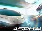 nouvelle update d'Asphalt disponible iPhone