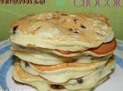 Pancakes pepites chocolat