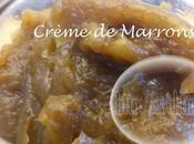 Crème Marrons Thermomix