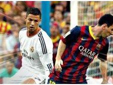 Liga Messi offre Clasico Barça