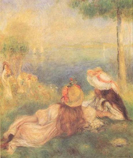 Renoir Jeunes filles au bord de la mer