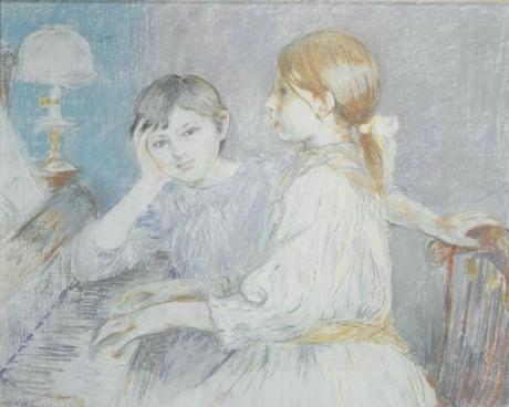 Morisot Berthe Le Piano 1888