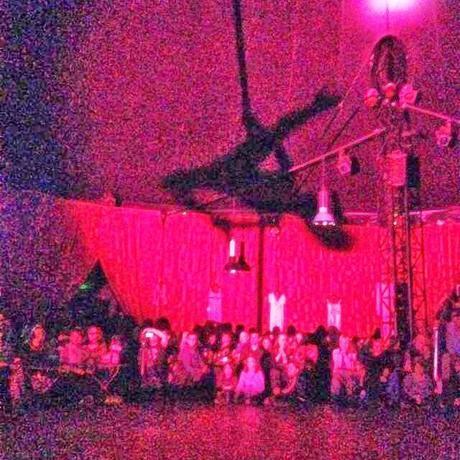 Le Cabaret Électrique du Cirque Électrique