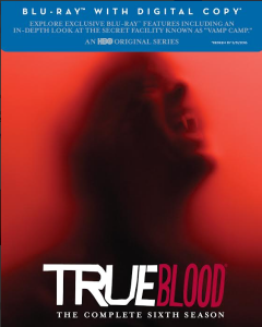 DVD True Blood : Saison 6