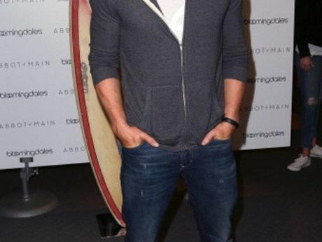 Kellan Lutz au Abbot + Main collection Lauch à Los Angeles