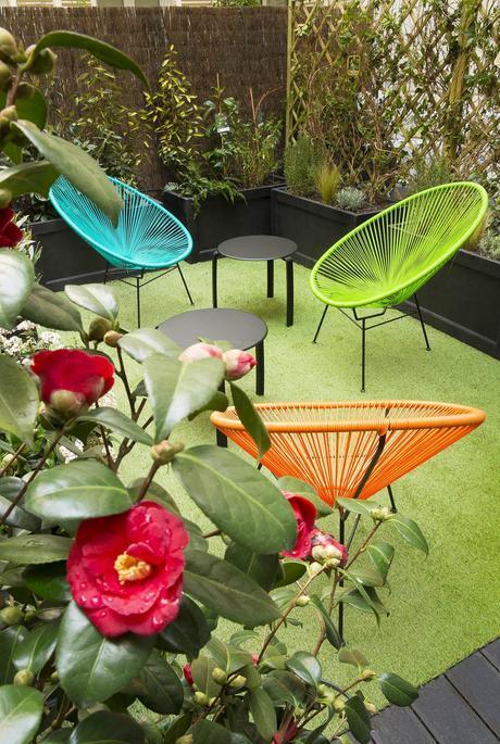 Visite déco : Hôtel Eden à Paris