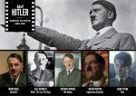 Adolf Hitler a été incarné par Bruno Ganz et Anthony Hopkins