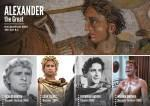 Alexandre Le Grant a été incarné par Richard Burton et Colin Farrell