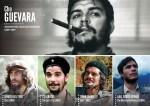 Che Guevara a été incarné par Benicio del Toro et Gael Garcia Bernal