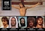 Jésus de Nazareth a été incarné par Jim Caviezel et Willem Defoe