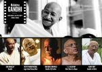 Gandhi a été notamment incarné par Ben Kingsley