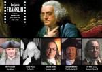 Benjamin Franklin a été incarné par Tom Wilkinson et Orson Welles. Petite parenthèse avec le jeu vidéo Assassin's Creed III