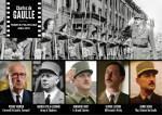 Charles de Gaulle a été incarné par Adrien Cayla-Legrand et Henri Serre
