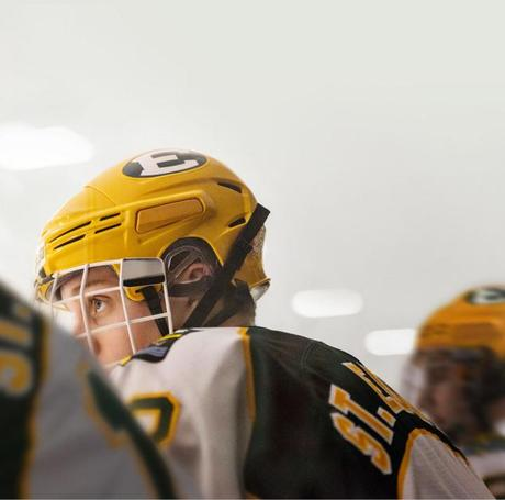 Le hockey, l'iPad, nouvelle page sur le site d'Apple
