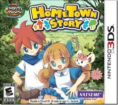 Hometown Story sera disponible le 2 mai 2014 sur Nintendo 3DS !‏
