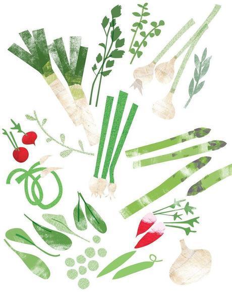 {Food} Manger des fruits et légumes de saison