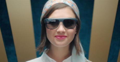 Google Glass : Google avec Rayban pour ses lunettes connectées