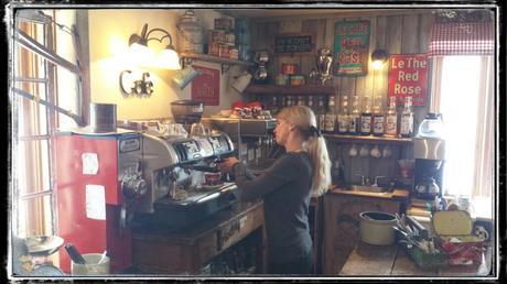 café en Mauricie