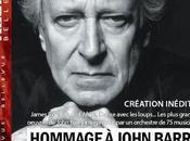 Samedi mars Radiant-Bellevue, Hommage John Barry