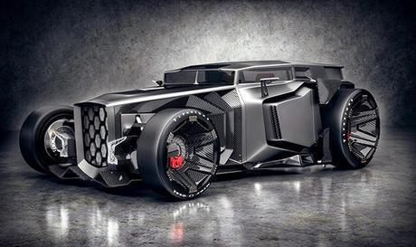 Lamborghini Rat Rod