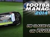 Football Manager Classic 2014 date sortie dévoilée