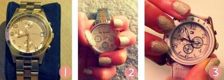 ✿.。.:* Wishlist Montres 2014 : Michael Kors, Marc Jacobs, Tommy Hilfiger, Fossil, Burberry, Vince Camuto & Chanel !