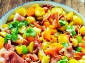 charcuterie toutes sauces Salade tourte charcutière après atelier très très… charcuterie…