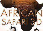 African Safari L'Afrique portée main avril cinéma