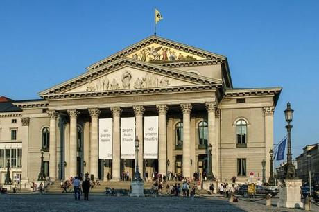 Le Nationaltheater de Munich