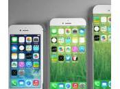 iPhone sortie deux modèles pouces début septembre