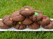 Cookies pepites chocolat pralines