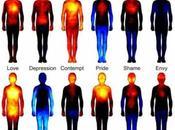 carte corporelle émotions révélée étude