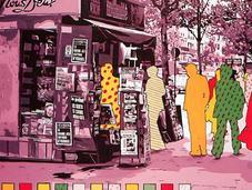 Gérard Fromanger Annoncez couleur