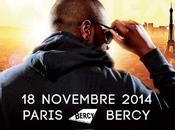 Maitre Gims concert vendredi novembre Paris- Bercy