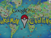 Google lance Maps Pokémon Challenge