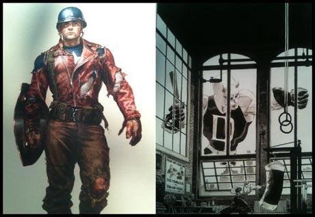 capitaine américa et Daredevil