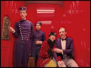 The Grand Budapest Hotel - sortie cinéma