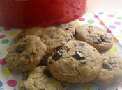 Cookies halva chocolat
