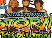 nouvelle vidéo pour Naruto Ultimate Ninja Storm Revolution