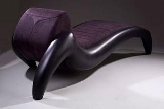 Living Lounge Chair créé par JGreen Design
