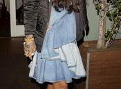 Rihanna quitte Giorgio Baldi Restaurant Santa Monica 29.03.2014