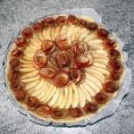 tarte-pomme-roses-caramel-5