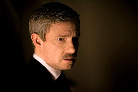 Movember Moustache Martin Freeman