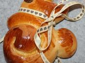 Lapins Pâques briochés