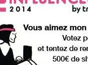 Trophées Influenceurs 2014 Tribway Votez pour